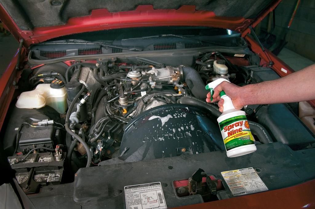 Удалить элемент: мойка двигателя мойка двигателя