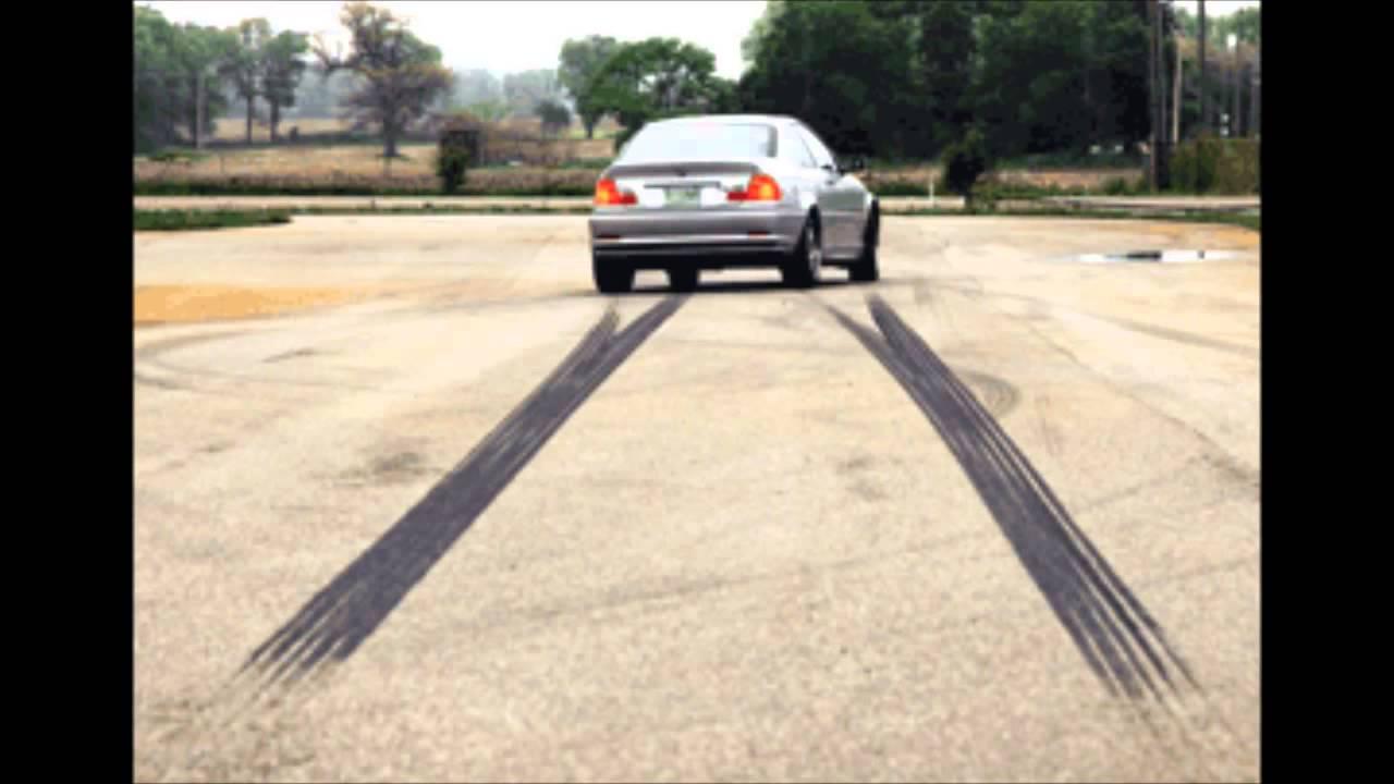 торможение автомобиля