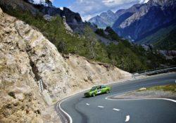 вождение горные дороги