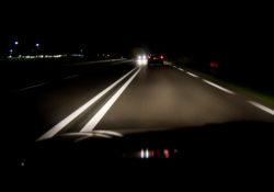 вождение ночью новичкам